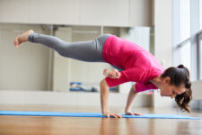 Yoga Classes Reduces Anxiety in Women