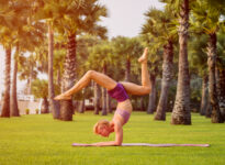 Popularity of Yoga in the United States