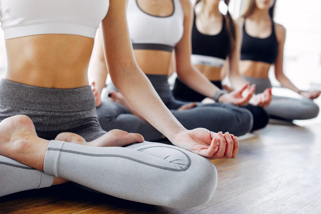 Kripalu Yoga and Weight Loss