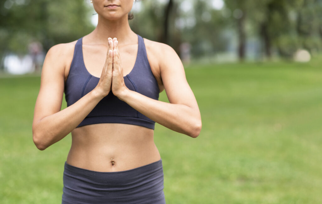 Yoga to Lose Weight and Prevent Chronic Disease