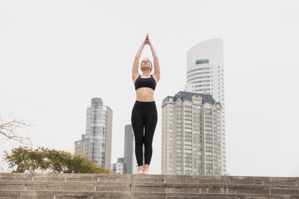 Yoga for Weight Loss: Surya Namaskar