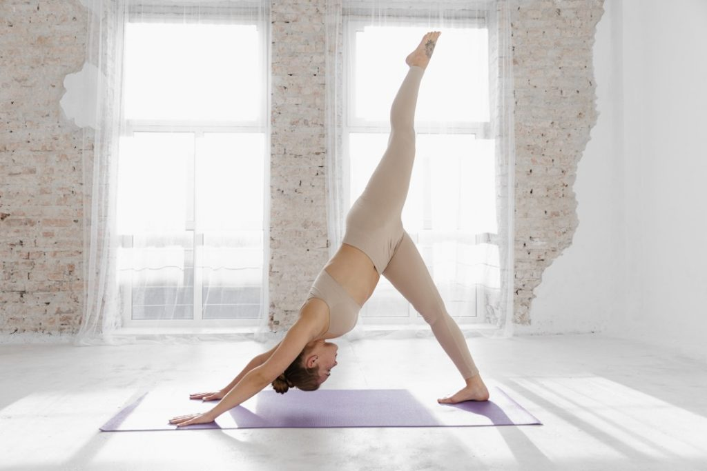 Yoga for Toning and Fitness
